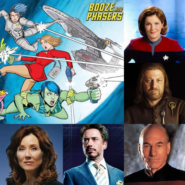 """Ep 13 – """"What Genre Character Would You Want for President?"""" with Guests Kelly Holden Bashar and Jenny Flack"""