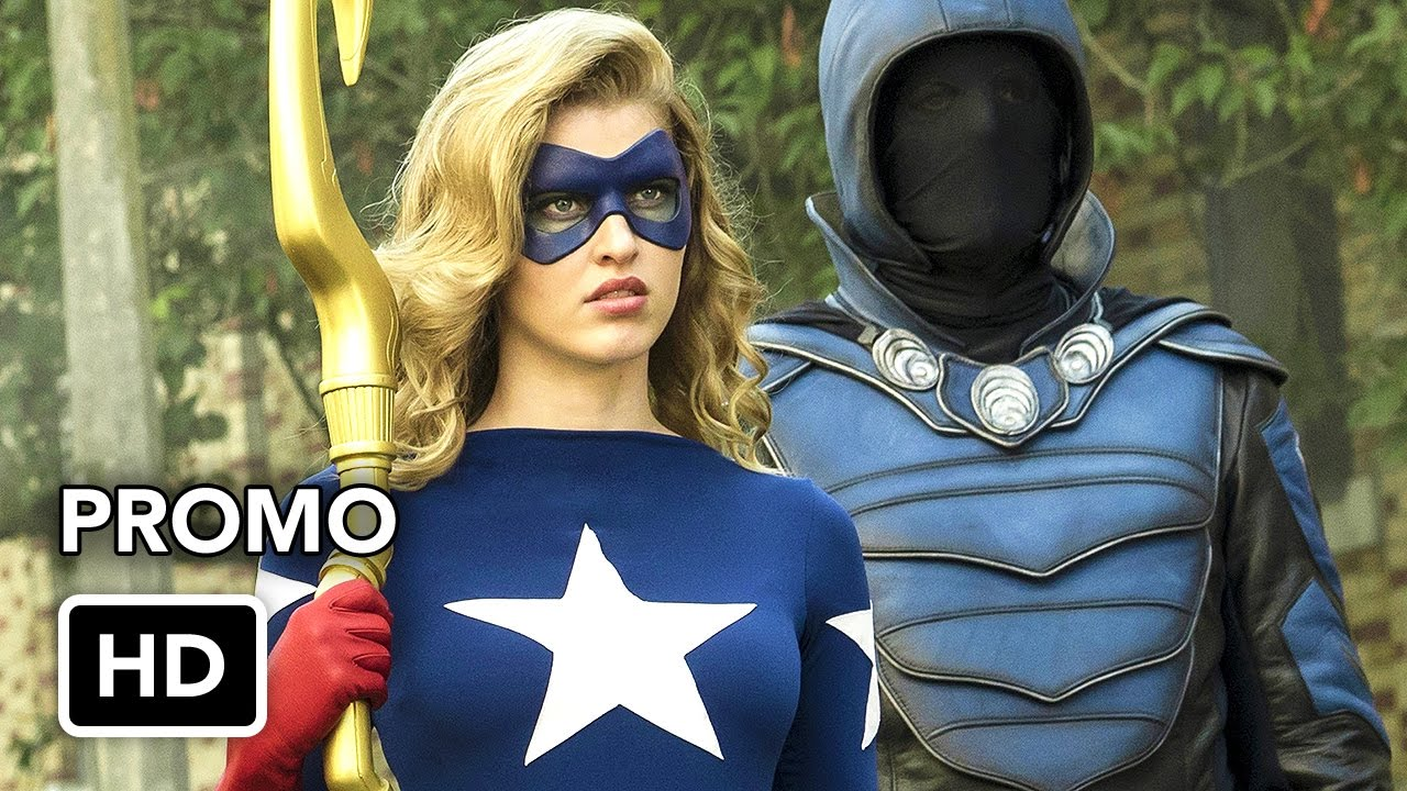 Legends of Tomorrow Meets the Justice Society of America in this Sneak Peek!