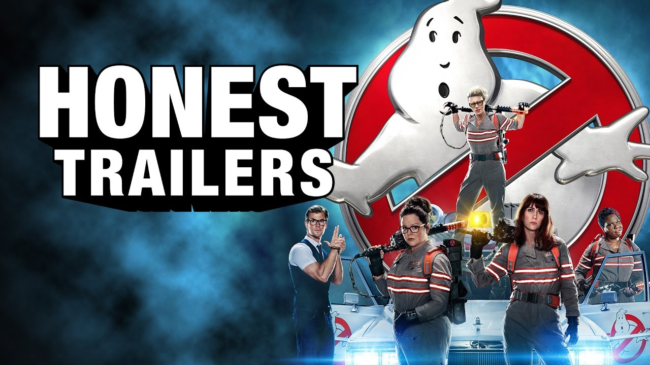 Honest Trailers Goes for 'Ghostbusters' 2016