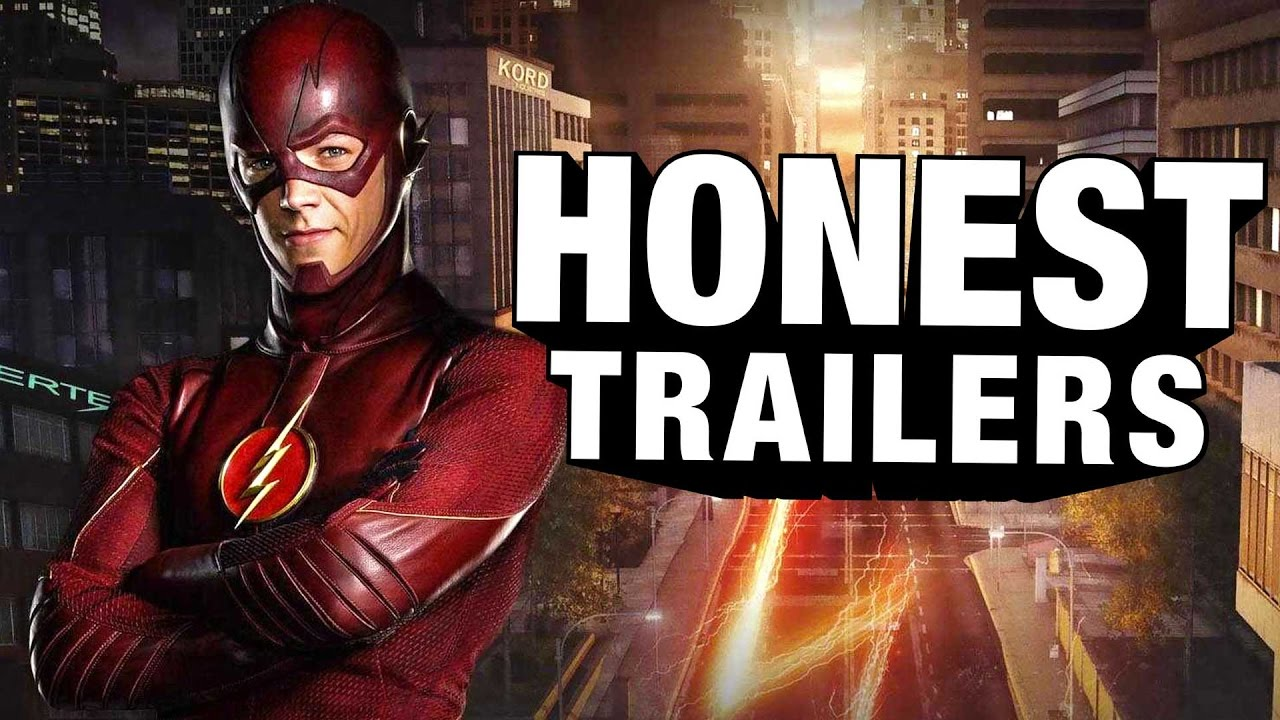 Honest Trailer for 'The Flash' Will Make You Laugh at How Much You Love the Show!