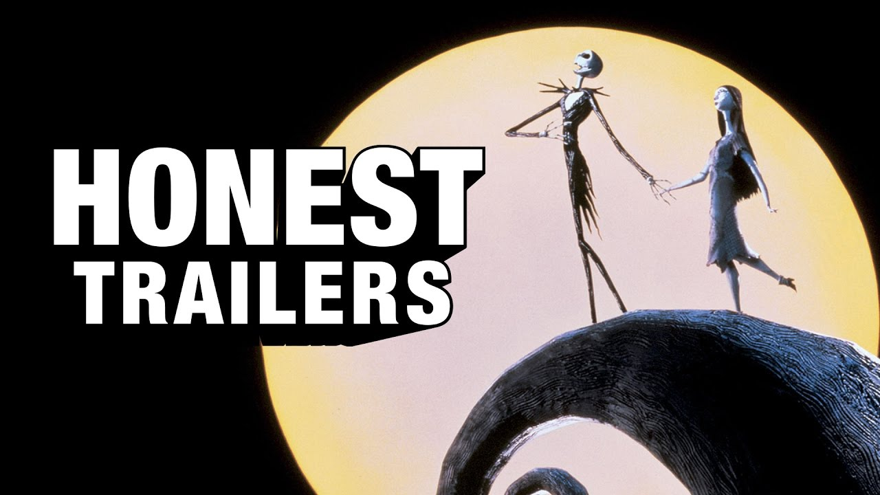 'Honest Trailers' Hits 'The Nightmare Before Christmas'