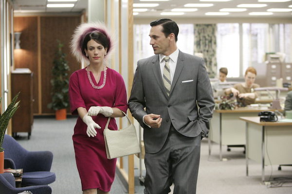 """Drunk Men: The Mad Men Rewatch (S01E03) """"The Marriage of Figaro"""""""