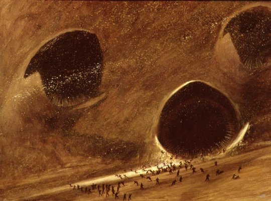 The Spice Must Flow, Legendary Acquires Frank Herbert's DUNE