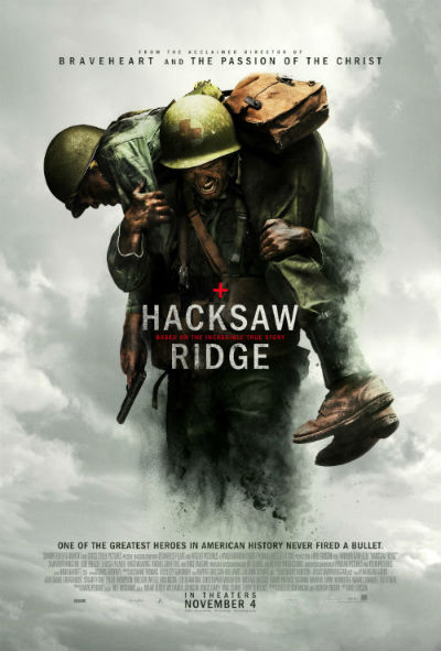 Movie Review – HACKSAW RIDGE
