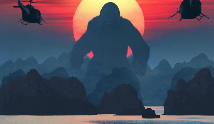 We Don't Belong Here in the Latest KONG: SKULL ISLAND Trailer