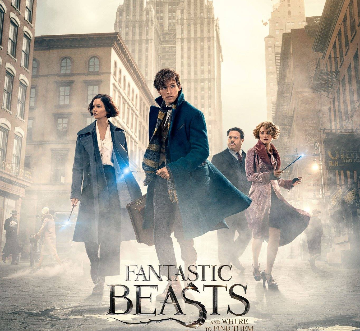 Review – FANTASTIC BEASTS AND WHERE TO FIND THEM by a Potterhead