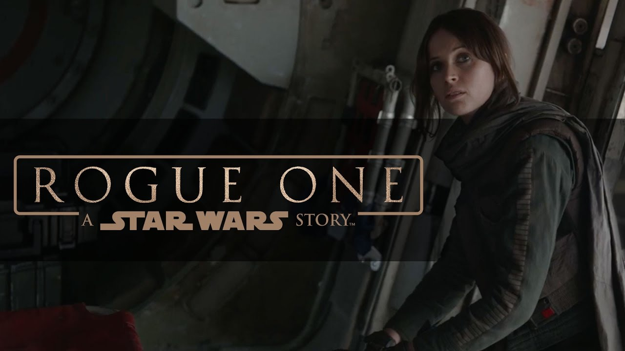 "Final ROGUE ONE: A STAR WARS STORY Trailer Asks You to ""Take Hold of This Moment"""