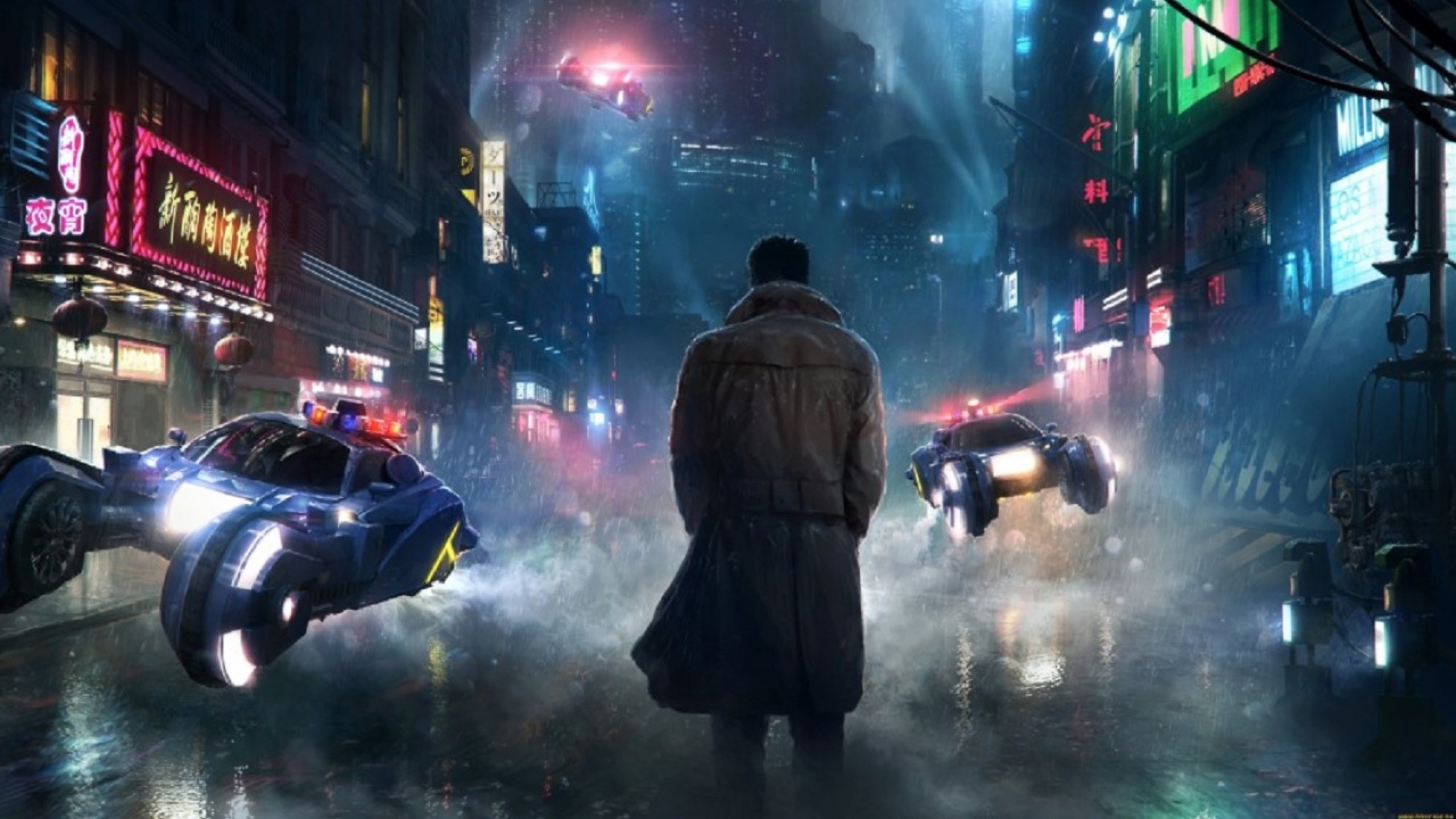 RUMOR: BLADE RUNNER 2049 Will Have an Original Replicant