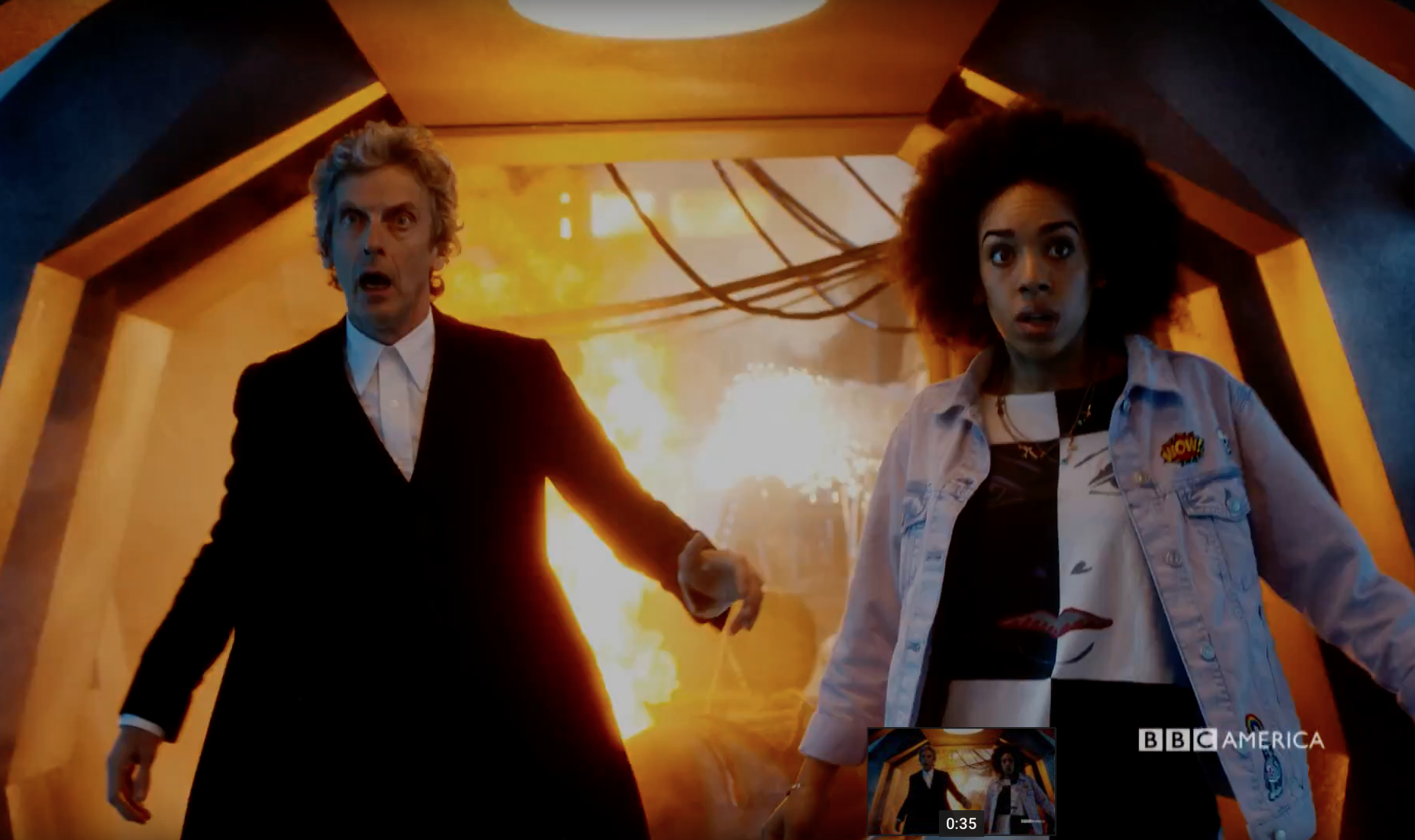 The First Trailer for DOCTOR WHO Season 10 Has Finally Arrived