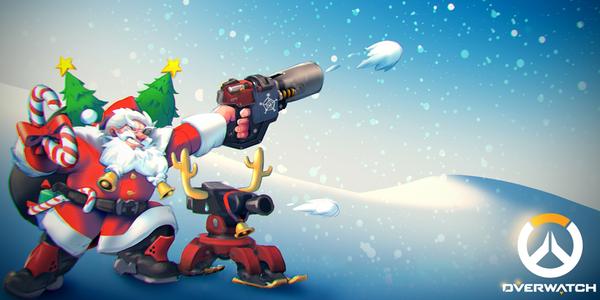 OVERWATCH Winter Holiday Event Starts December 13