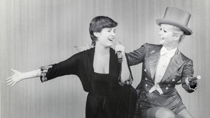 *Updated* BRIGHT LIGHTS: STARRING CARRIE FISHER AND DEBBIE REYNOLDS to Premiere on HBO Jan 7th