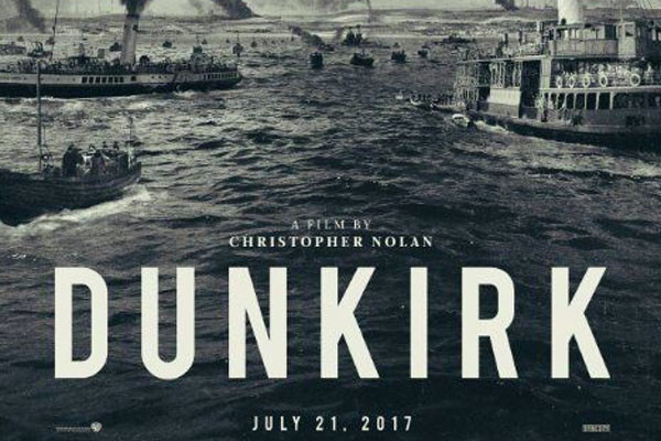 Watch the First Trailer for Christopher Nolan's DUNKIRK