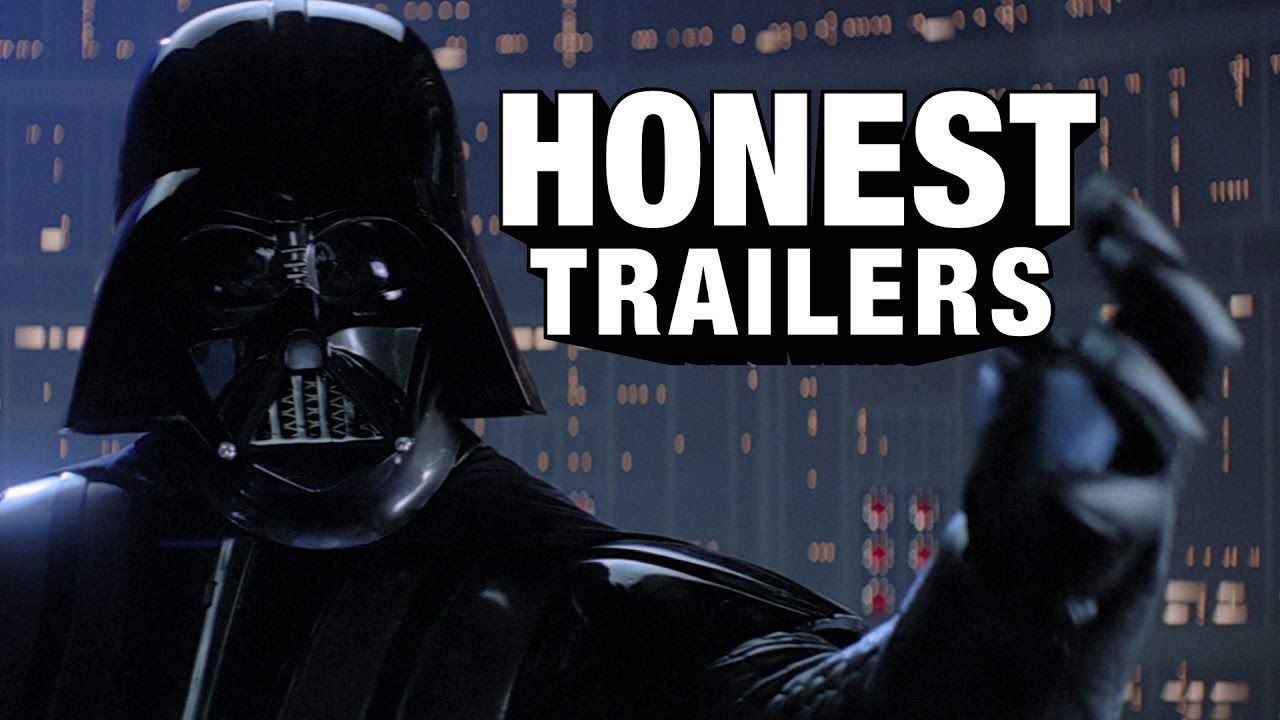 Honest Trailers Honestly Loves THE EMPIRE STRIKES BACK