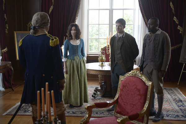TIMELESS Recap: (S01E10) The Capture of Benedict Arnold