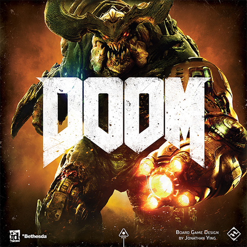 Tabletop Review – DOOM