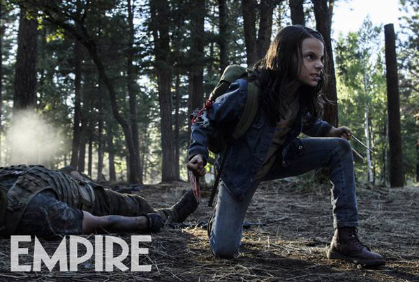 New LOGAN Pictures Show X-23 Kicking Ass!