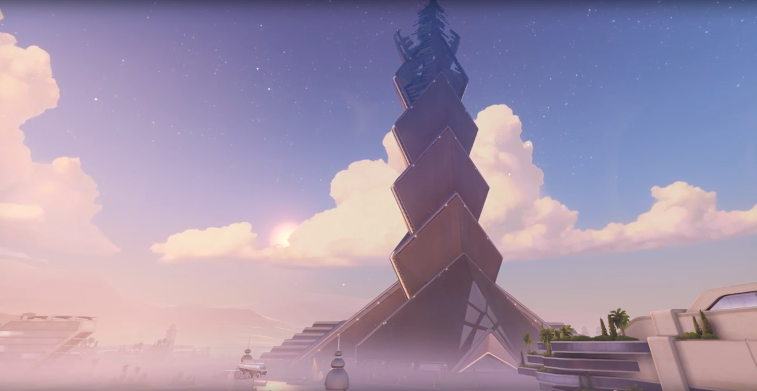 OVERWATCH Gets a New Map, Oasis is Now Live