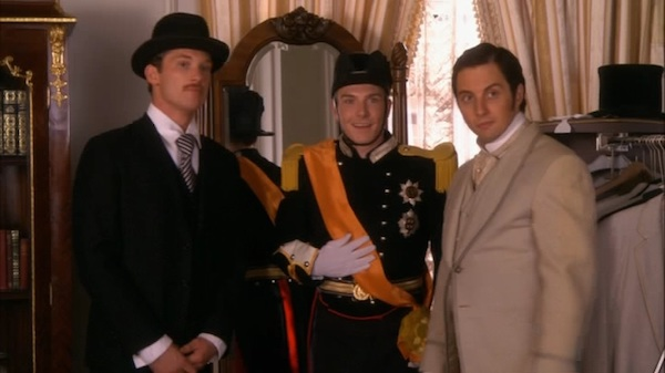 MURDOCH MYSTERIES Rewatch: (S01E12) The Rebel and the Prince