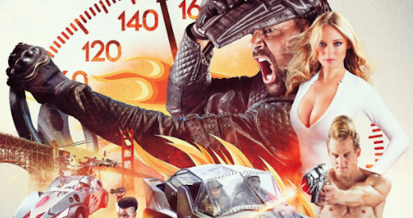 DEATH RACE 2050 Official Red Band Trailer Delivers!