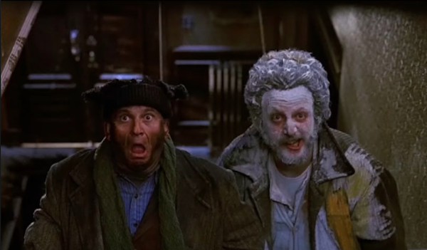 You Must Watch  'HOME ALONE with Blood'!