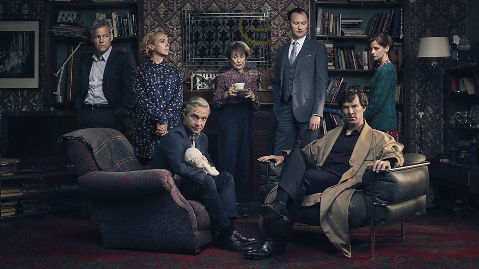 SHERLOCK Recap: (S04E01) The Six Thatchers