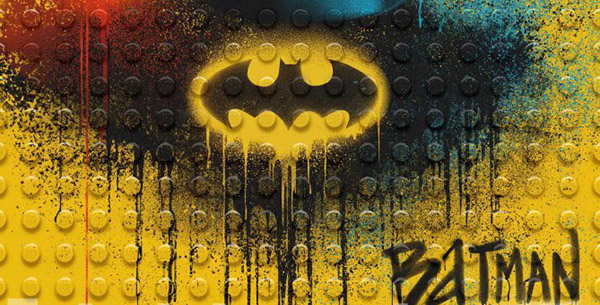 Holy Bricktastic, Batman! New Character Posters Revealed For THE LEGO BATMAN MOVIE