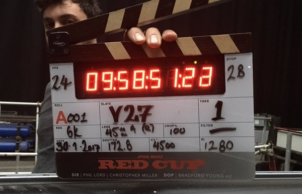 Young Han Solo Begins Filming!