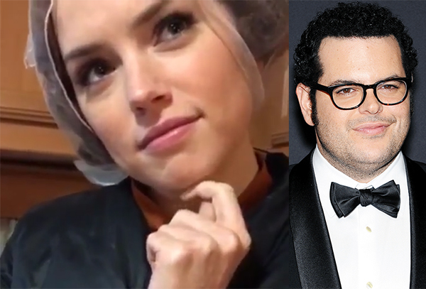 Josh Gad Continues To Be The People's Champion