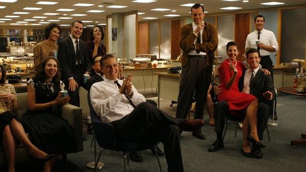 Drunk Men – MAD MEN Rewatch: (S01E12) Nixon vs. Kennedy