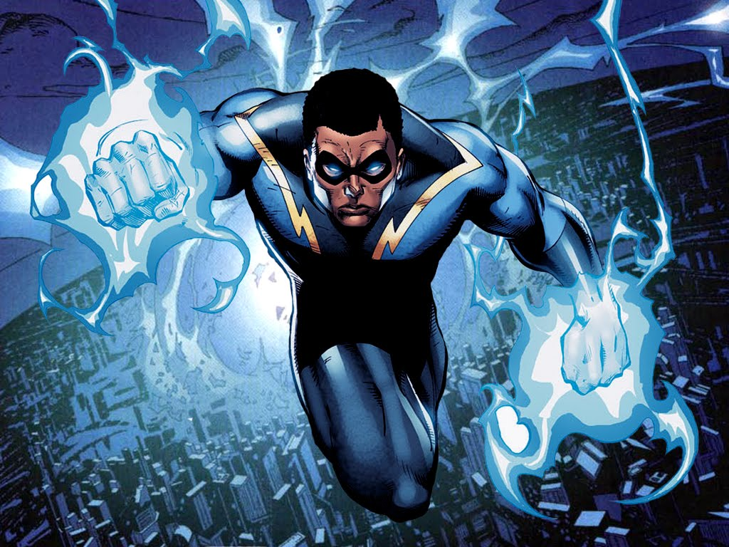 BLACK LIGHTNING Officially Joins The CW