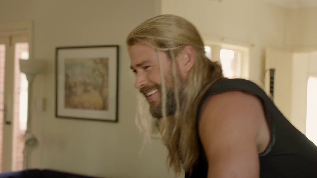Thor Argues with Roommate Darryl in New TEAM THOR Short