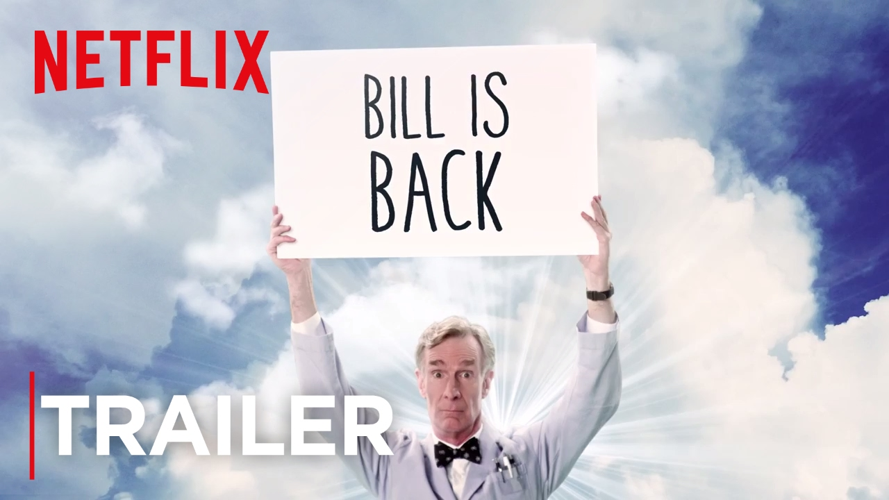 BILL NYE SAVES THE WORLD is Coming to Netflix
