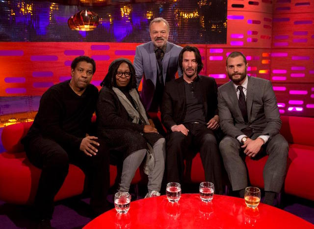 Keanu Reeves Shares Some Dirt About Another BILL & TED'S ADVENTURE on GRAHAM NORTON