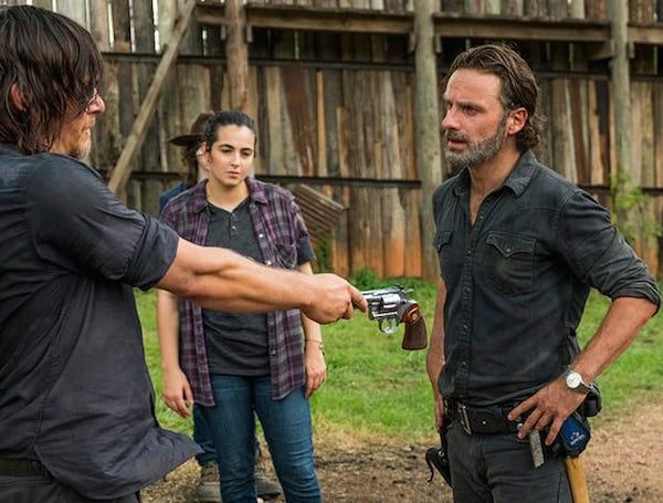 Trilogy Spoilers! – The Walking Dead S7 Eps 5-8