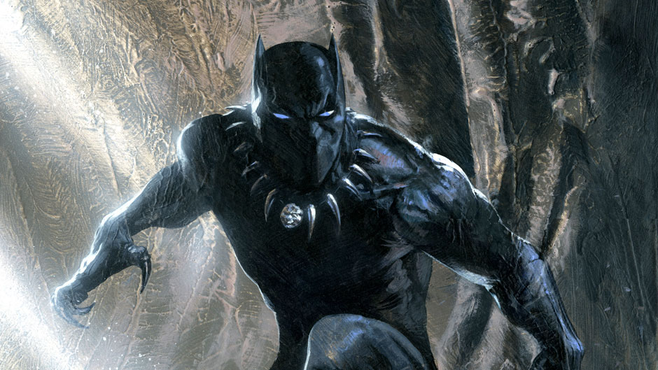 New Story Details for BLACK PANTHER Paint T'Challa's Struggle