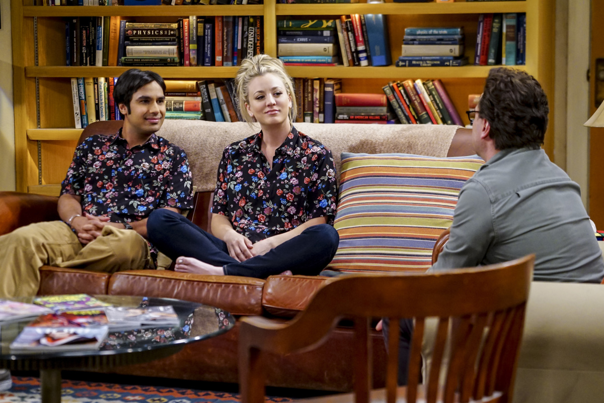 THE BIG BANG THEORY Recap: (S10E19) The Collaboration Fluctuation
