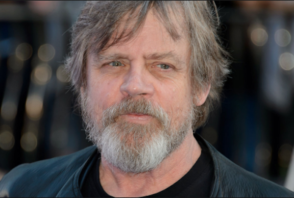 Mark Hamill Shares What Could Be the First Ever Luke Skywalker Photo