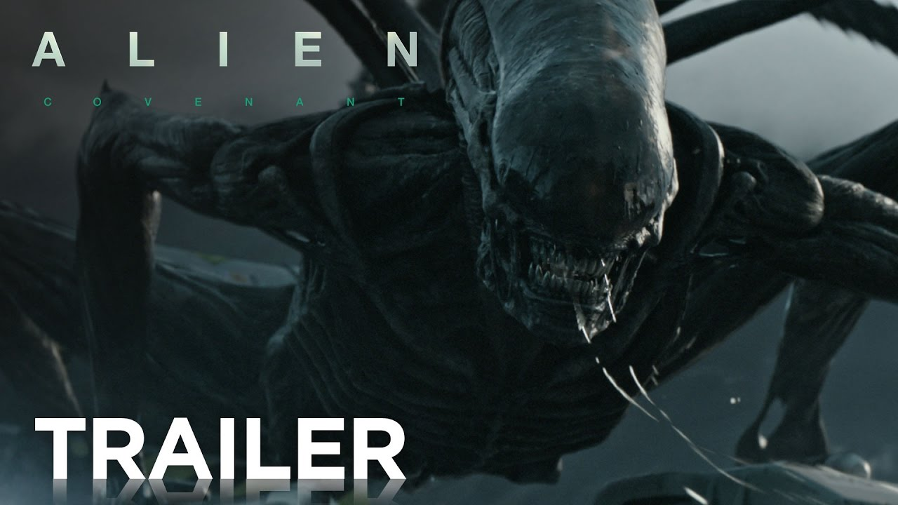 New ALIEN: COVENANT Trailer and Poster Will Strike Fear in Your Heart