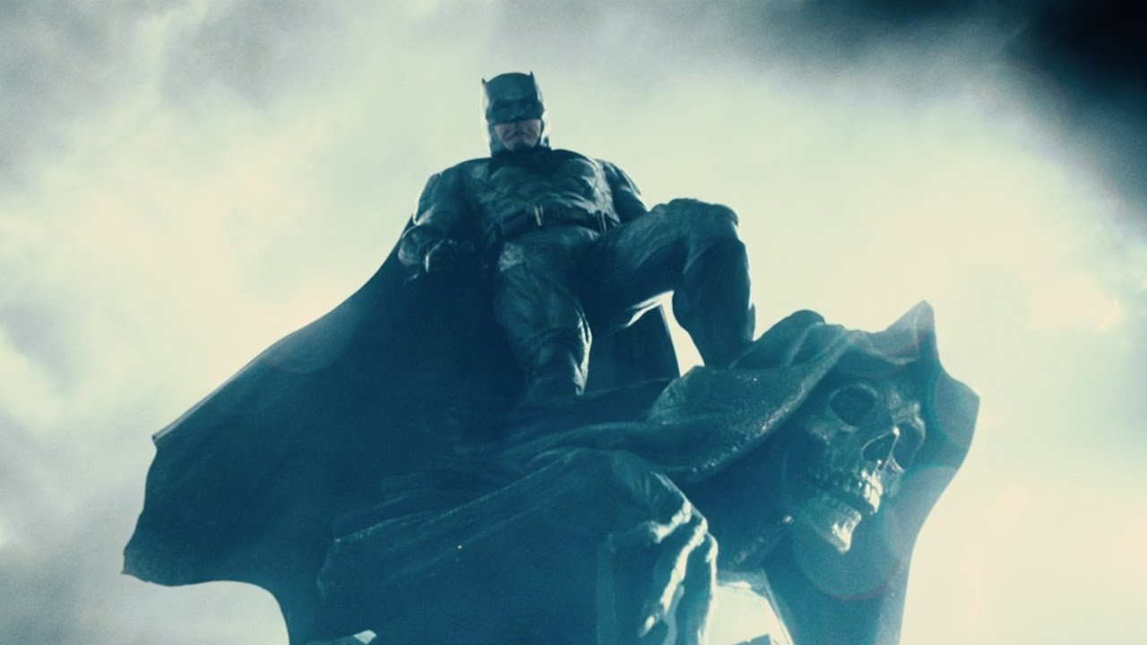 New Batman Teaser Points the Way to Parademons and JUSTICE LEAGUE