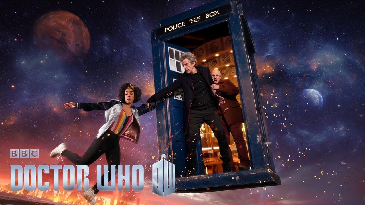 Get a Glimpse of Season 10 Adventure in the New DOCTOR WHO Trailer