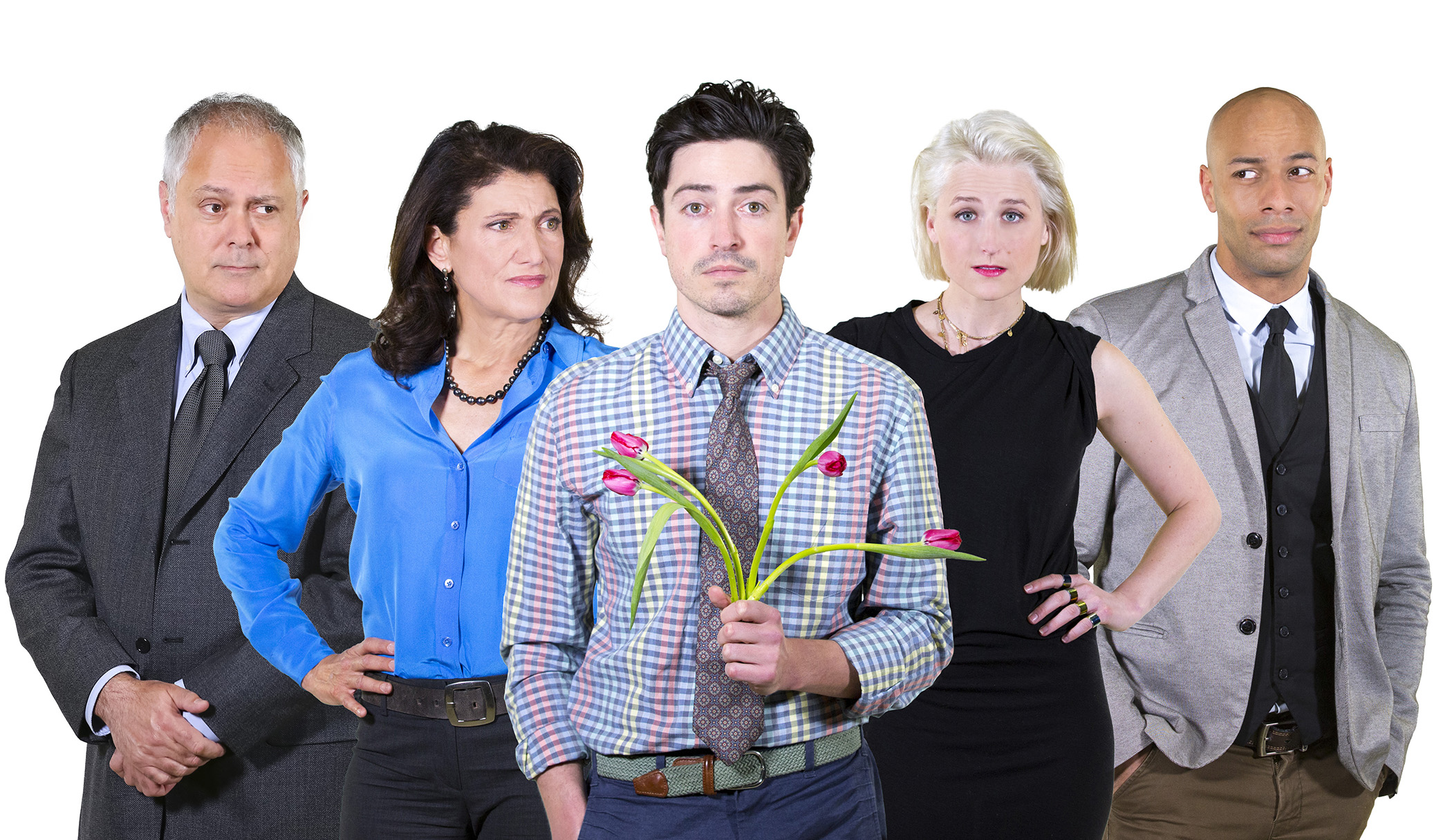 Ben Feldman & Mamie Gummer are coming to SCR in THE SIEGEL