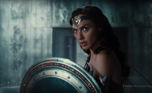 The Amazonian Princess Has Arrived in New JUSTICE LEAGUE Teaser