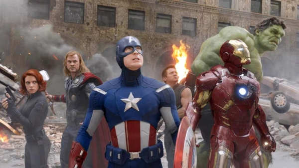 Recasting Couch: MARVEL'S THE AVENGERS