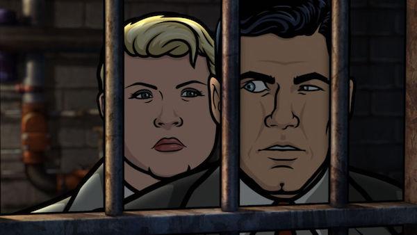 ARCHER DREAMLAND Recap: (S08E03) Jane Doe