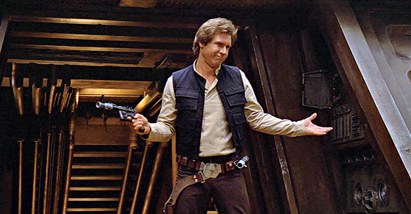 Lucasfilm President Clears the Air on Han Solo Name Controversy