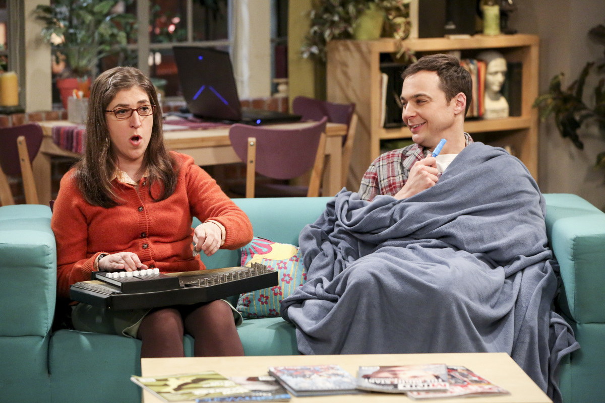 THE BIG BANG THEORY Recap: (S10E20) The Recollection Dissipation