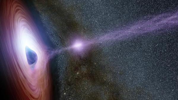 Tonight Astronomers Will Attempt to Take First Picture of a Black Hole