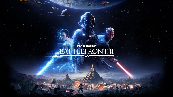 STAR WARS BATTLEFRONT II Release Date Announced at SWCO
