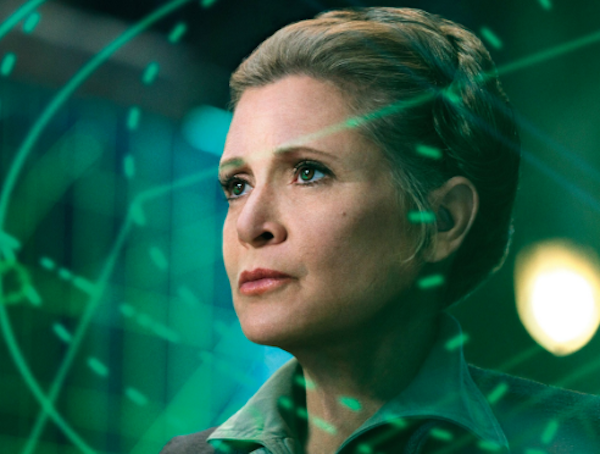 Carrie Fisher's Appearance in STAR WARS: Episode IX Confirmed