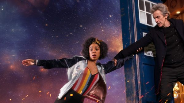 Bill Potts: Doctor Who's new Companion; My new Fashion Hero